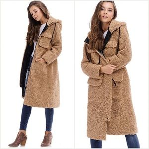 TOV Holy long coat